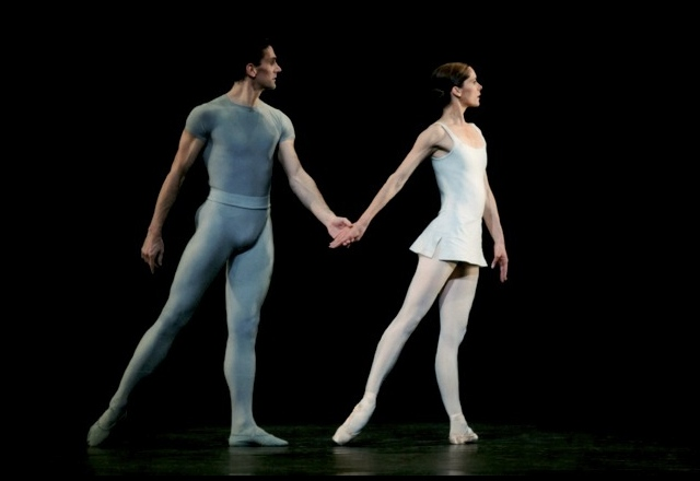 Gary Avis and Darcey Bussell in Song of the Earth