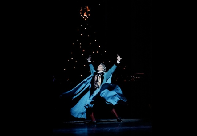 Gary Avis in The Nutcracker