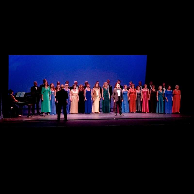 The Gary Avis and Friends Choir