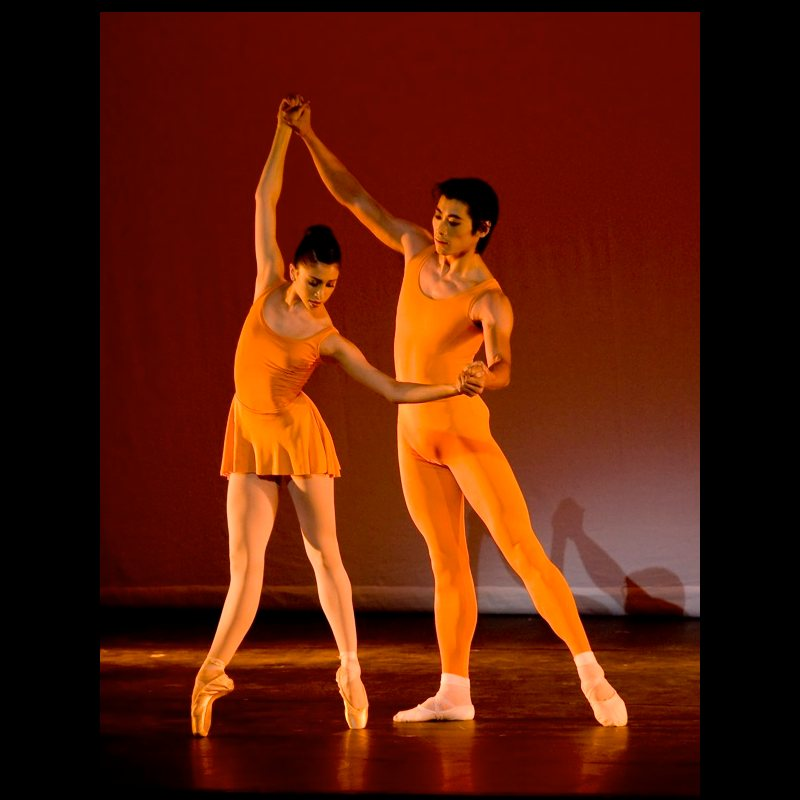 Yasmin Naghdi and Ryoichi Hirano in Second Movement, Concerto