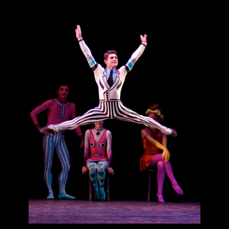 Paul Kay in Friday Night, Elite Syncopations