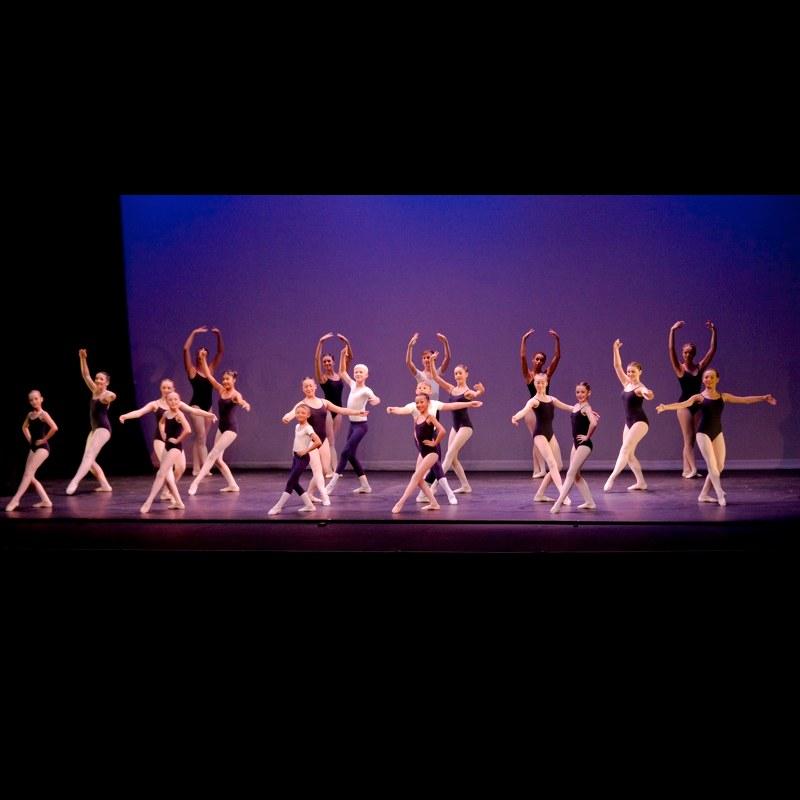 The Linda Shipton School of Dance in The Beginning